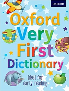 Oxford Very First Dictionary (9780192756824)