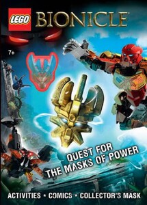 Lego Bionicle. Quest for the Masks of Power