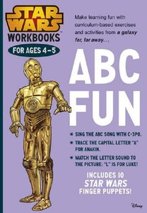 Star Wars Workbooks. ABC Fun