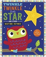 Twinkle Twinkle Little Star: Touch and Feel