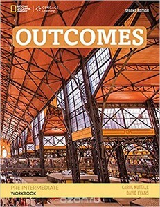 Outcomes 2nd Edition Pre-Intermediate WB with Audio CD (9781305102156)