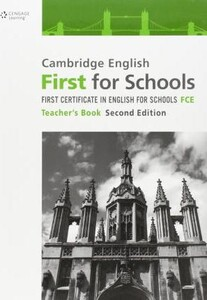 Practice Tests for Cambridge First for Schools 2nd Edition TB (2015)