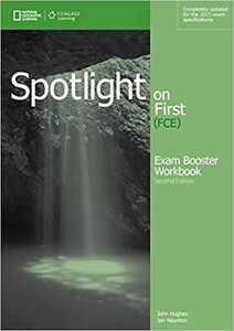 Spotlight on First 2nd Edition Exam Booster Workbook with Key and Audio CDs