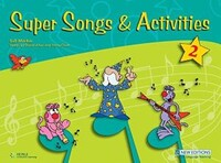 Super Songs & Activities 2 SB with Audio CD