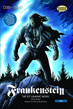 CGNC Frankenstein Book + Audio CDs (2) (British English)