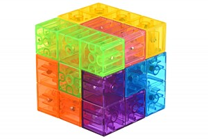 IQ Magnetic Click-Puzzle Same Toy