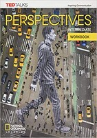 TED Talks: Perspectives Intermediate Workbook with Audio CD