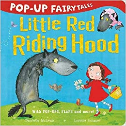 Фото Pop-Up Fairytales: Little Red Riding Hood.