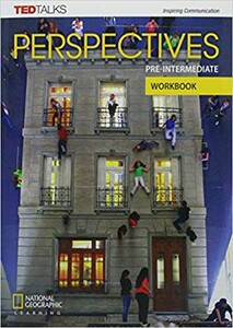 TED Talks: Perspectives Pre-Intermediate Workbook with Audio CD (9781337627108)