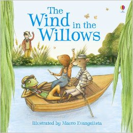 The Wind in the Willows - Picture Book
