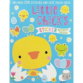 LITTLE CHICKS: STICKER ACTIVITY FUN BOOK