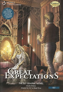 CGNC Great Expectations Book + Audio CDs (3) (American English)