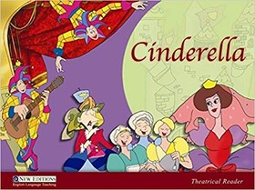 Theatrical 3 Cinderella Book with Audio CD