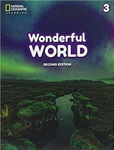 Wonderful World 2nd Edition 3 Lesson Planner with Class Audio CD, DVD, and Teacher's Resource CD-ROM
