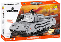 Конструктор Танк Mauerbrecher, World Of Tanks, Cobi