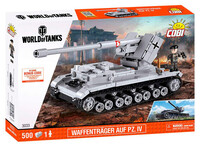 Конструктор Танк Ваффентрагер, World Of Tanks, Cobi