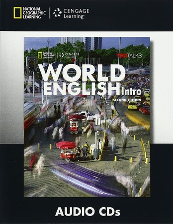 Фото World English Second Edition Intro Audio CD.