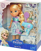 Кукла Эльза (свет, музыка), 34 см, серия Disney Frozen, Jakks Pacific