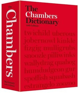 Chambers Dictionary 10th Edition