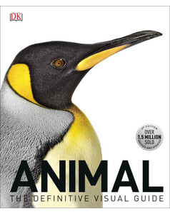 Animal: The Definitive Visual Guide (9780241298848)