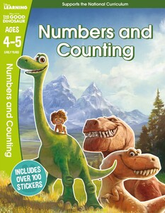 The Good Dinosaur. Numbers & Counting
