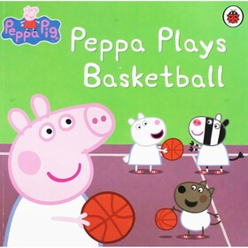 Peppa Plays Basketball