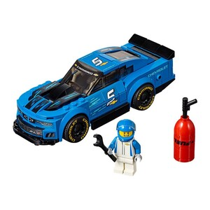 LEGO® - Автомобиль Chevrolet Camaro ZL1 Race Car (75891)