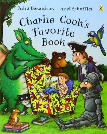 Фото Charlie Cook's Favorite Book.