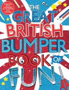The Great British: Bumper Book of Fun