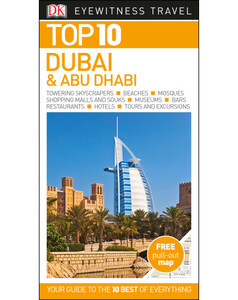 DK Eyewitness Top 10 Travel Guide: Dubai and Abu Dhabi
