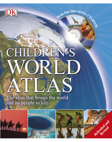 Children's World Atlas - by DK