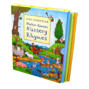 Mother Goose's Nursery Rhyme 3 Book Box Set