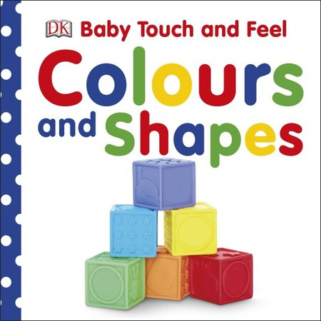Фото Baby Touch & Feel Colours and Shapes.