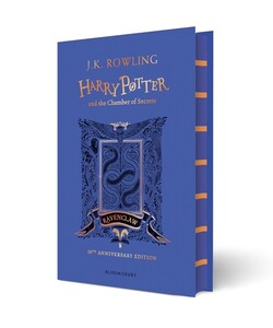 Harry Potter 2 Chamber of Secrets - Ravenclaw Edition [Hardcover] (9781408898130)