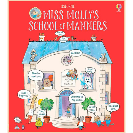 Фото Miss Molly's school of Manners.