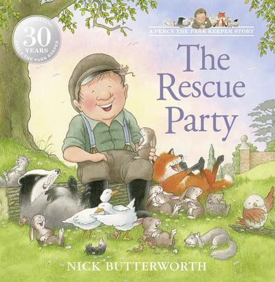 The Rescue Party - A Tale from Percys Park