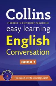 Collins Easy Learning: English Conversation Book1 (9780007374724)
