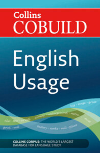 Collins Cobuild English Usage