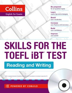 Skills for the TOEFL IBT Test Reading & Writing with ONLINE Audio CD