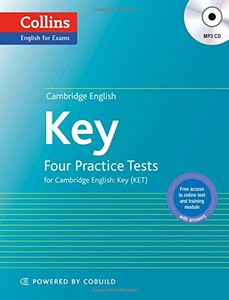 Four Practice Tests for Cambridge English with Mp3 CD: Key