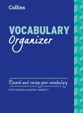 Фото Vocabulary Organizer. Record and review your vocabulary.