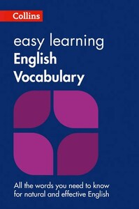 Collins Easy Learning: English Vocabulary 2nd Edition