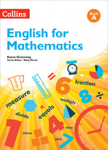 English for Mathematics: Book A