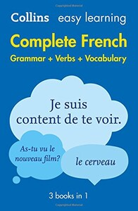 Collins Easy Learning: Complete French 2nd Edition