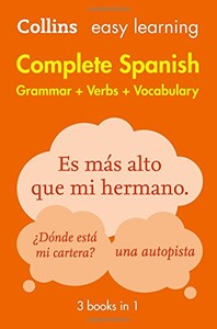 Collins Easy Learning: Complete Spanish 2nd Edition