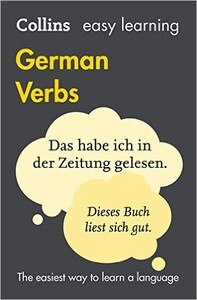 Collins Easy Learning: German Verbs 4th Edition