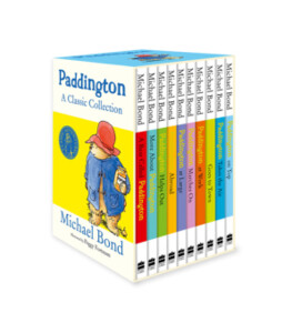Paddington: A Classic Collection Paperback (10-book Slipcase edition)
