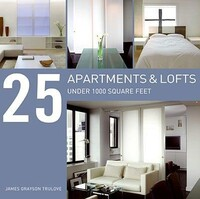 25 Apartments Under 1000 Square Feet