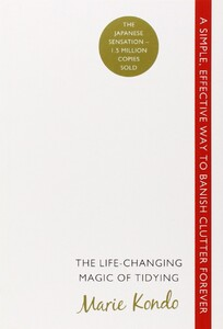 The Life-changing Magic of Tidying (9780091955106)