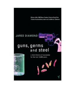 Guns, Germs and Steel (9780099302780)